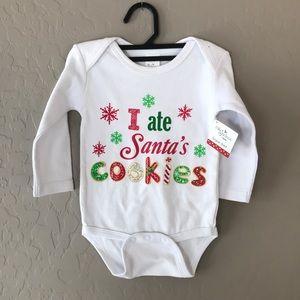 Infant Diaper Shirt sz 0-6 months